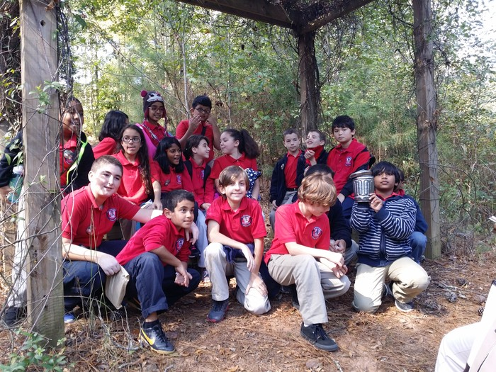 fulton science academy chattahoochee nature center field trip2