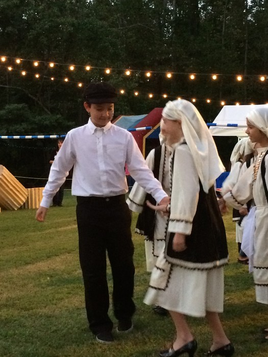 fultons science academy greek festival2