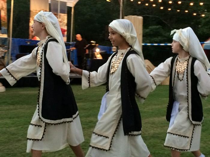 fultons science academy greek festival3