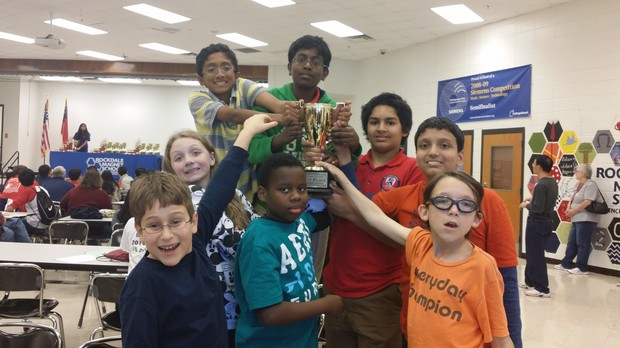 Fulton science academy math competition