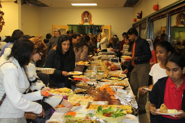 fsa thanksgiving dinner1