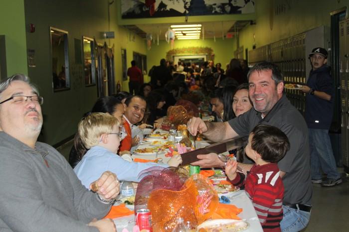fsa thanksgiving dinner13