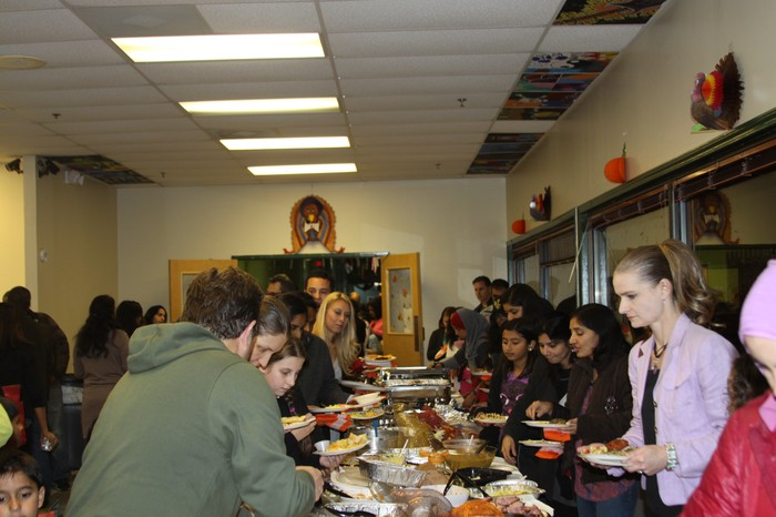 fsa thanksgiving dinner2