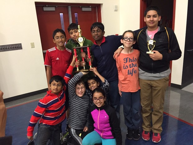 fsa chess team tournamnet