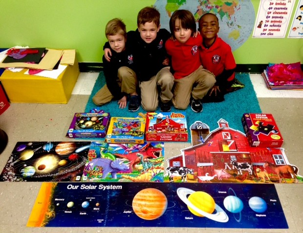 fulton science academy private school puzzle club