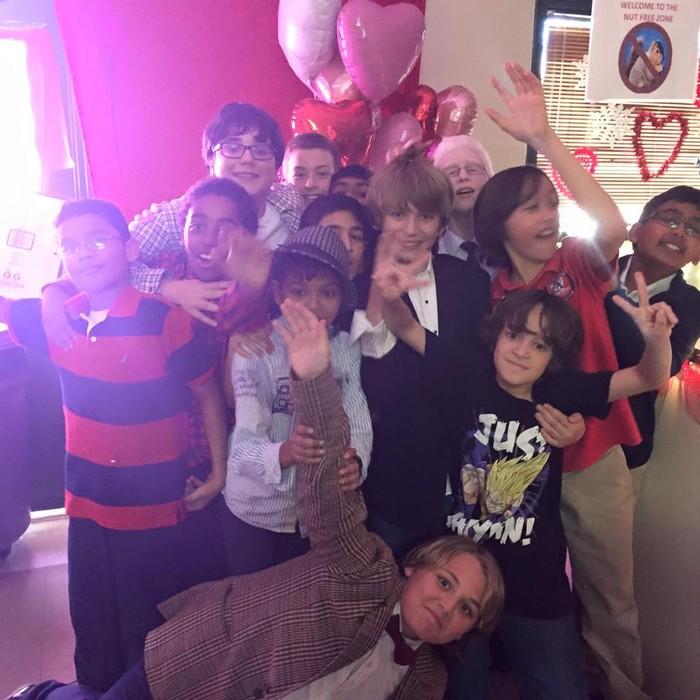 fulton science academy private school school dance 8