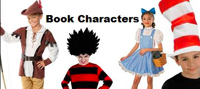 book charaacters