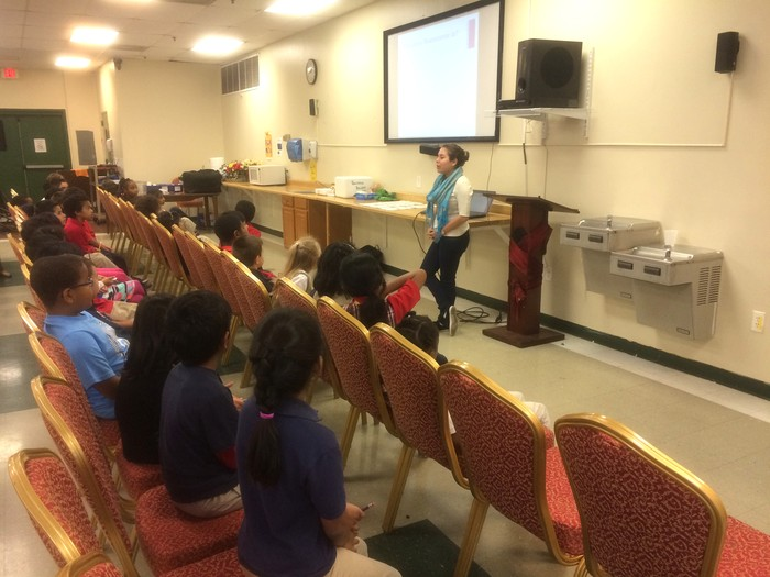 Fulton science academy private school brain awareness presentation2
