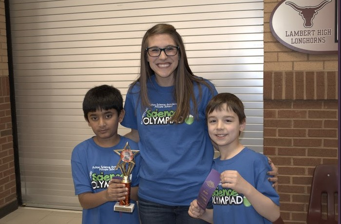 Fulton Science Academy private school elementary science olympiad2