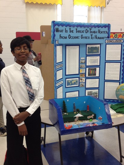 Fulton science academy private school  social studies fair4