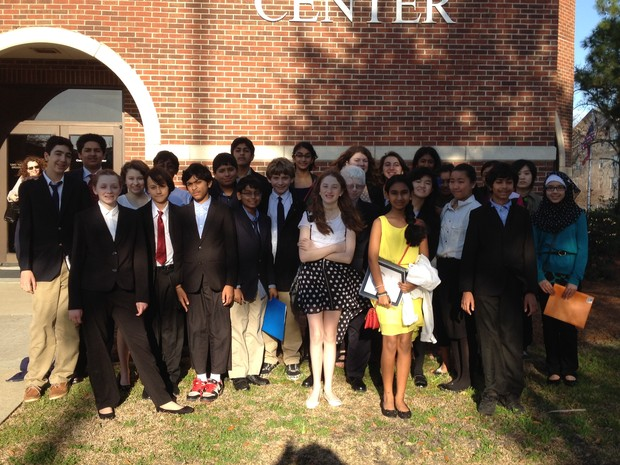 Fulton Science Academy private school state model united nations