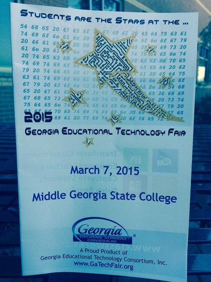 Fulton Science Academy private school state tech fair
