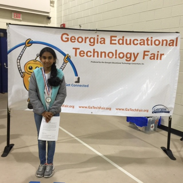 Fulton Science Academy private school state tech fair2