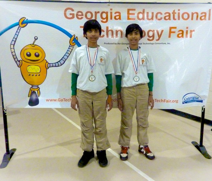 Fulton Science Academy private school state tech fair6