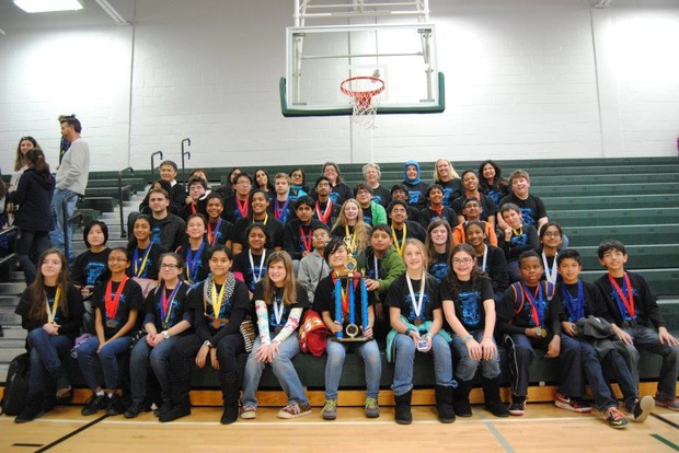 Fulton Science Academy science olympiad