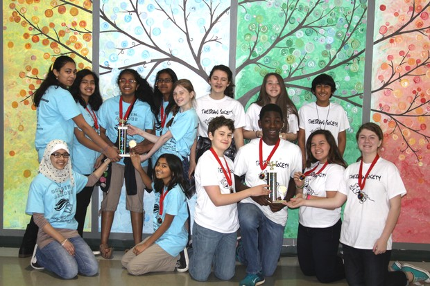 Fulton science academy private school destination imagination teams advanced to naationals