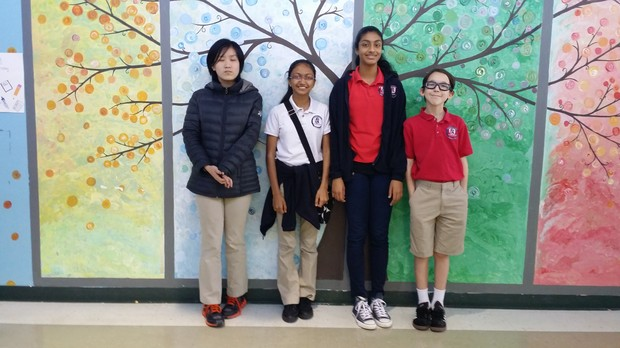 Fulton science academy private school math league competition