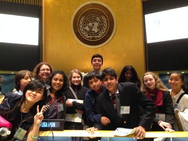 Fulton science academy private school model united nations 2015