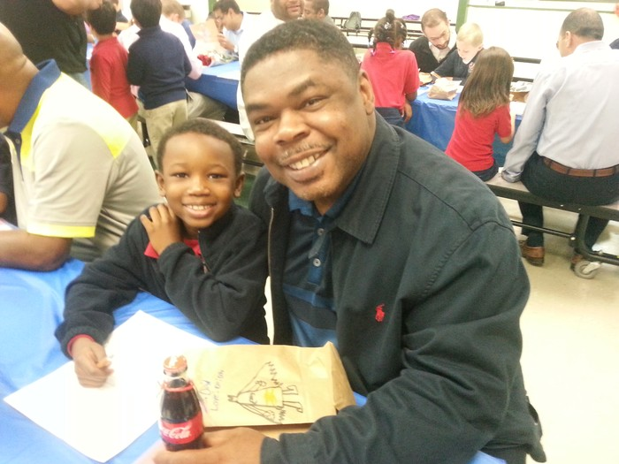fulton science academy private school first grade donuts.jpg5