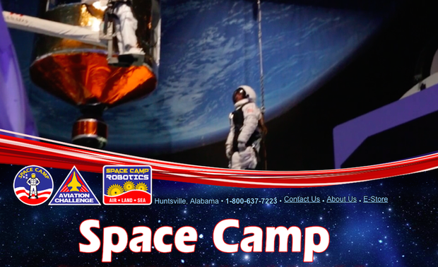 fulton science academy private school space camp